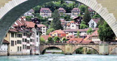 most i rzeka