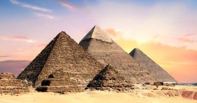piramidy ciekawostki