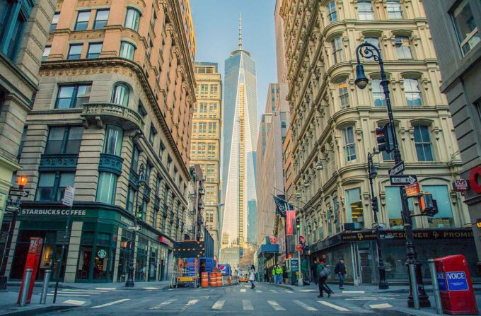 world trade center one