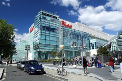 Największe centra handlowe w Wielkiej Brytanii