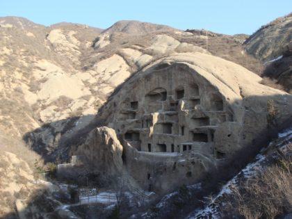 Ponad 30 milionów ludzi w Chinach żyje w jaskiniach
