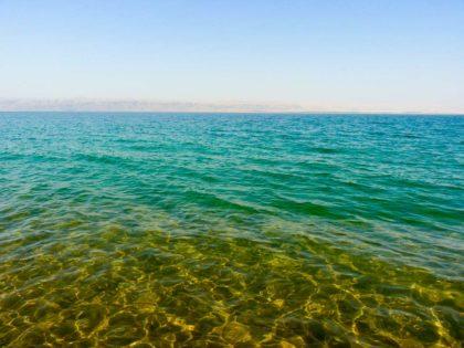 21 ciekawostek o Morzu Martwym