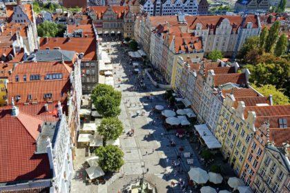 Wypożyczalnia samochodów - Gdańsk doskonałym celem turystycznej wycieczki