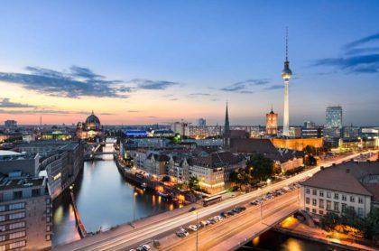 Szukasz pomysłu na weekend? Wsiądź do pociągu i ruszaj do Berlina!
