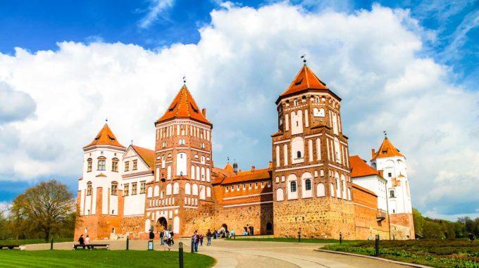 Zamek Białoruś