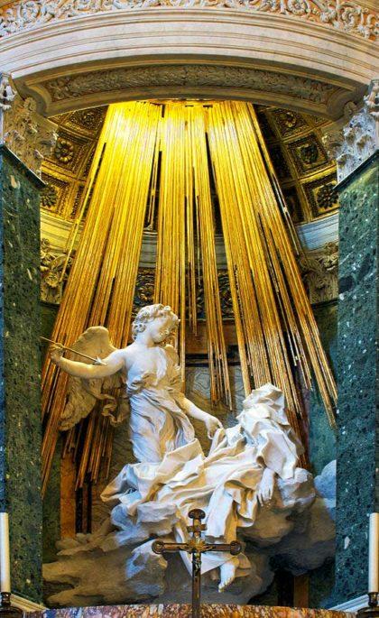 Ekstaza świętej Teresy