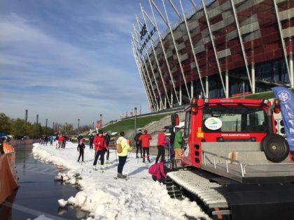 Snow Expo Warszawa - targi narciarskie