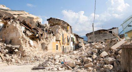 Szokujące ciekawostki, fakty oraz informacje o trzęsieniach ziemi