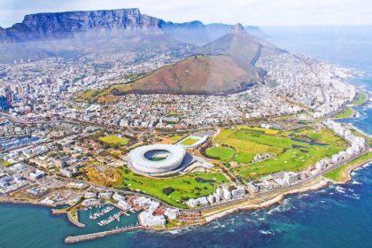 Fascynujące informacje i ciekawostki o Kapsztadzie