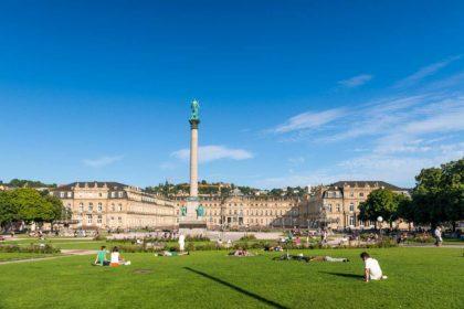 Informacje i ciekawostki o mieście Stuttgart w Niemczech