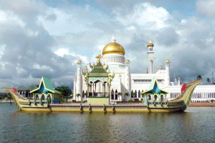 Informacje i ciekawostki o Brunei