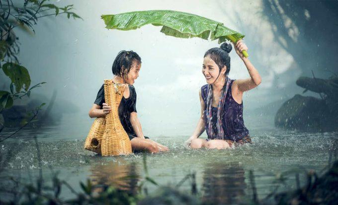 Kobiety w Laos