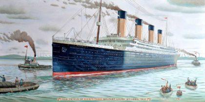 Ile osób przeżyło zatonięcie Titanica? Gdzie znajduje się wrak Titanica?