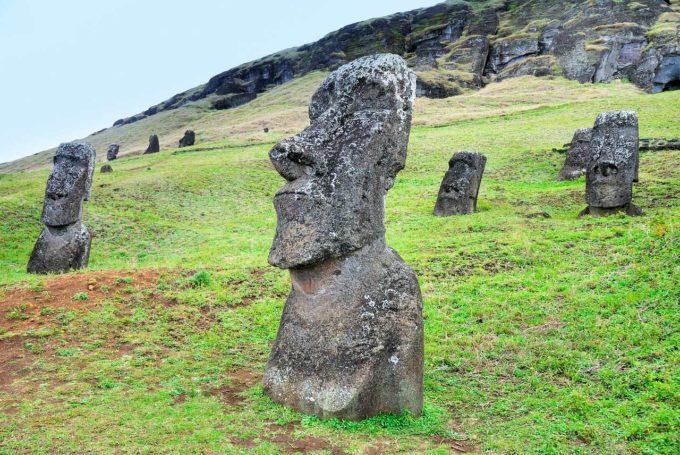 Wyspa Wielkanocna ciekawostki