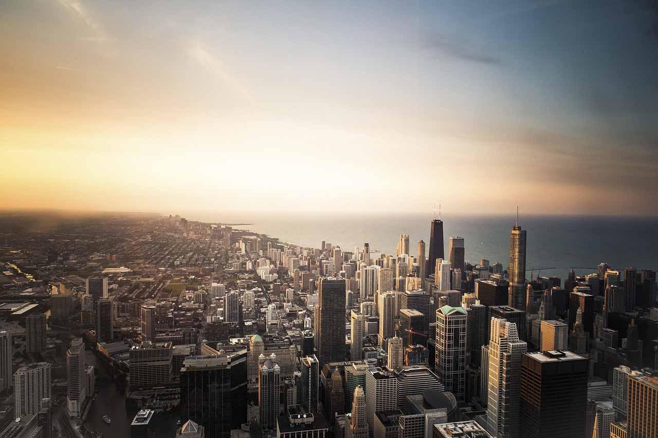 Chicago z ponad 50