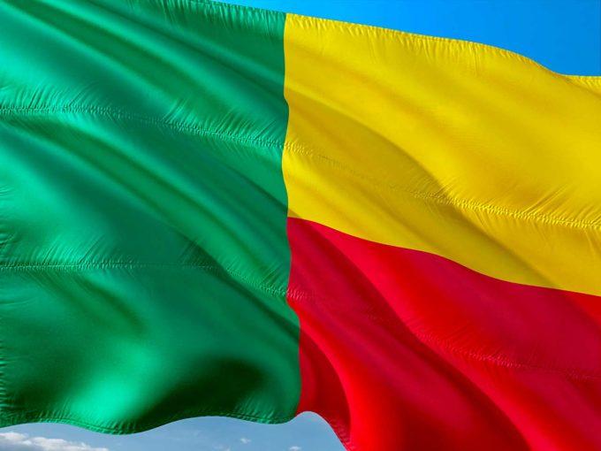 flaga Benin