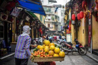 Hanoi w Wietnamie - Informacje i ciekawostki