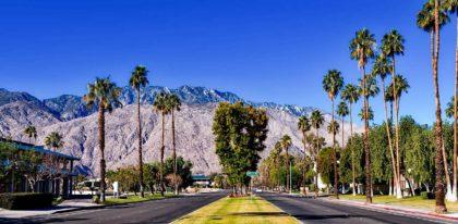 10 informacji i ciekawostek o Palm Springs