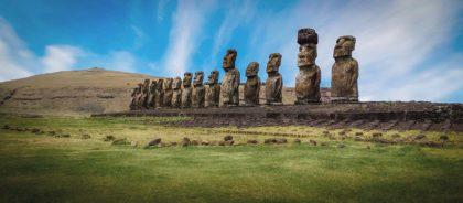 Wyspa Wielkanocna informacje, ciekawostki ifakty