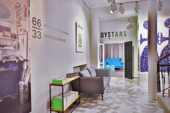 Galeria Dystans w Krakowie