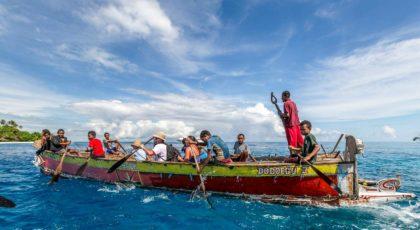 Papua -Nowa Gwinea - ciekawostki, informacje, fakty