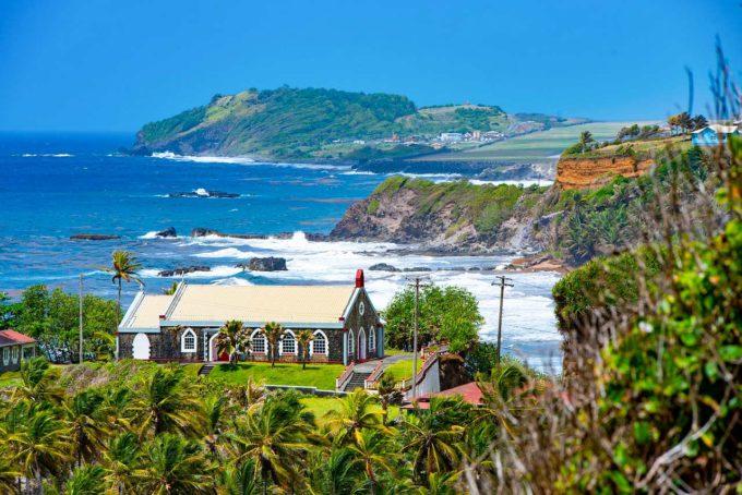 Saint Vincent iGrenadyny