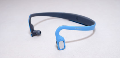 Słuchawki dokanałowe stereo bluetooth idealne do podróży