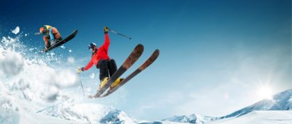 Narty i snowboard – Twój stary sprzęt wymięka?