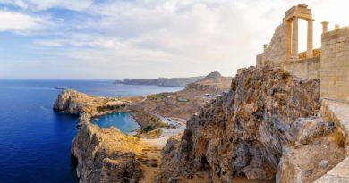 Rodos w Grecji