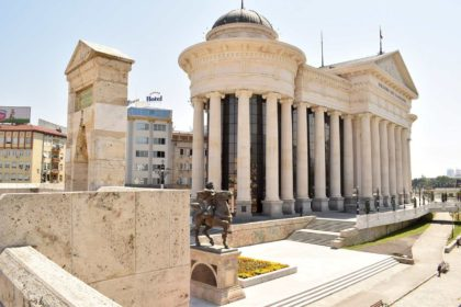 Informacje i ciekawostki o Skopje