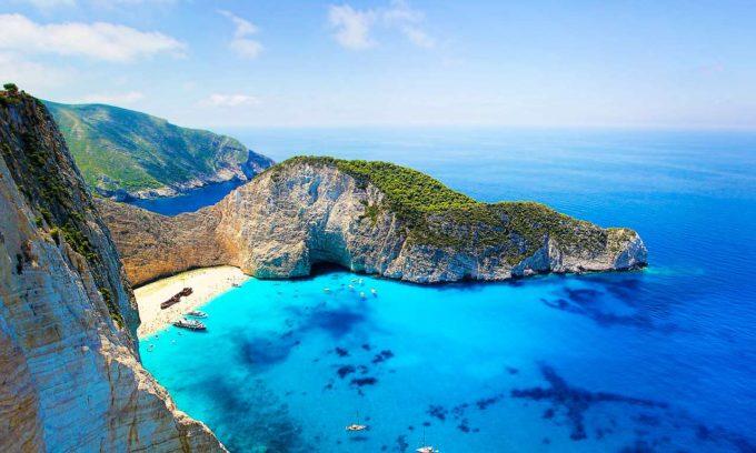 Zakynthos w Grecji