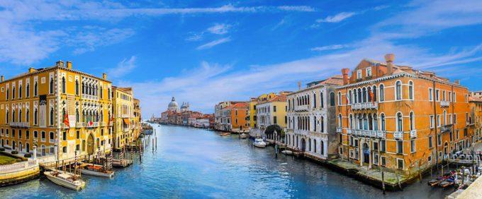 Architektura Wenecji