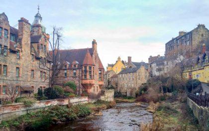 Informacje i najlepsze ciekawostki o Edinburghu