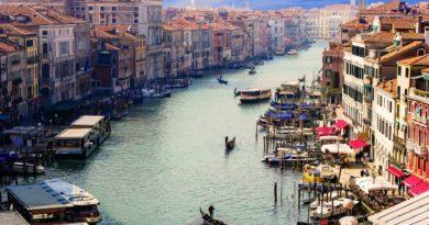 35 ciekawostek, informacji i faktów o Wenecji