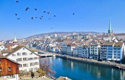 Informacje i najlepsze ciekawostki o Zurychu