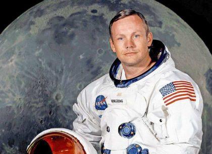 Neil Armstrong - Najlepsze ciekawostki, informacje i fakty