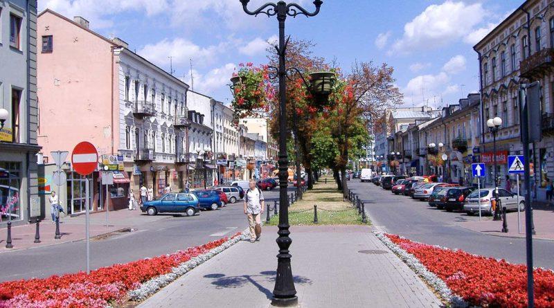 miasto Siedlce