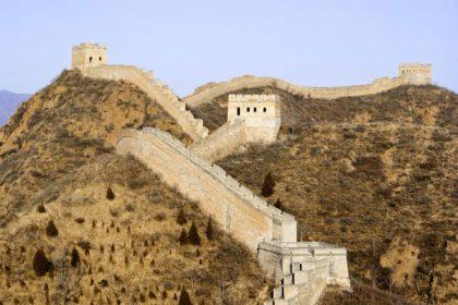 Wielki Mur Chiński ciekawostki, informacje i fakty