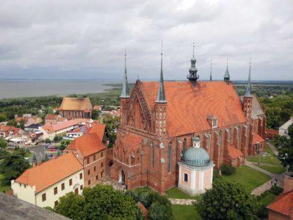 Najlepsze atrakcje we Fromborku - mieście niejednej tajemnicy