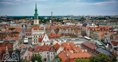 Panorama - widok z zamku Przemysła