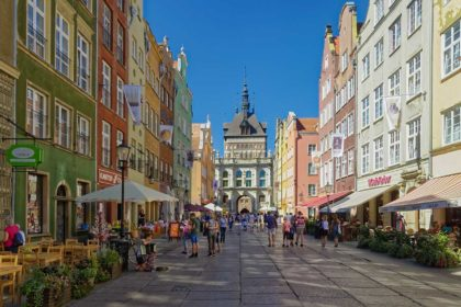 Najlepsze ciekawostki o starym mieście w Gdańsku