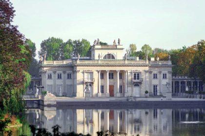 10 najważniejszych atrakcji w Warszawie