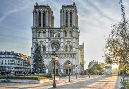 22 niezwykłe ciekawostki o katedrze Notre Dame