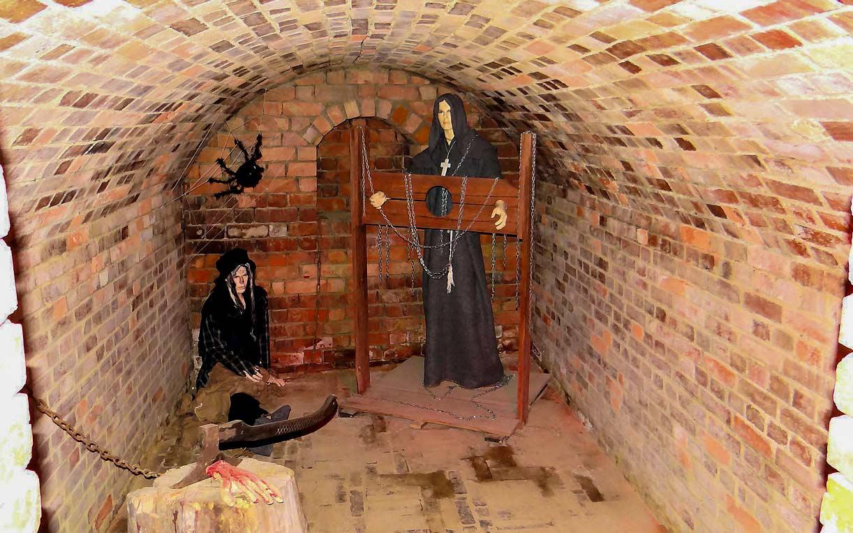 62b143a281 Ciekawostki o podziemnym mieście w Sandomierzu - Fajne Podróże