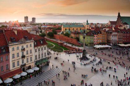 10 najlepszych ciekawostek o starym mieście w Warszawie