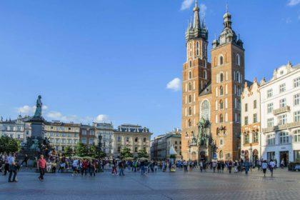 Stare miasto Kraków ciekawostki i zabytki