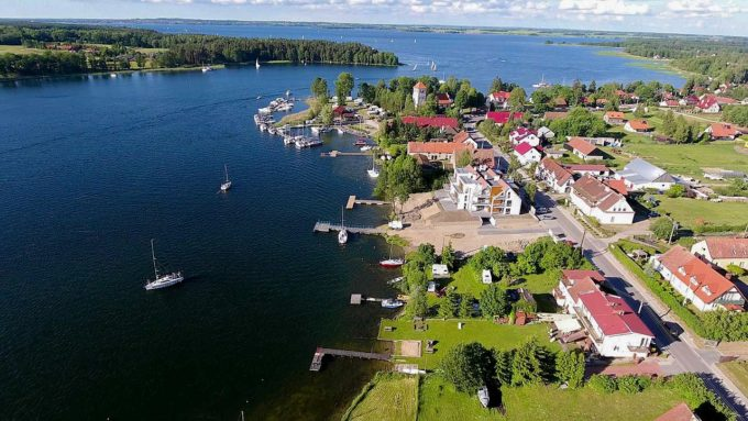warminsko-mazurskie jeziora