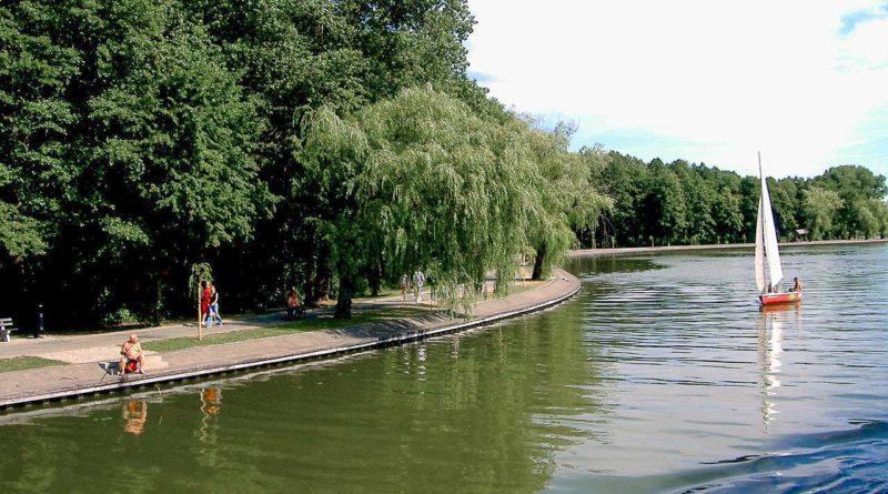 Bulwar w Augustowie