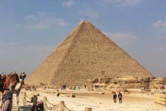 Piramida Cheopsa ciekawostki i mało znane informacje
