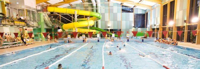 basen w Lesku